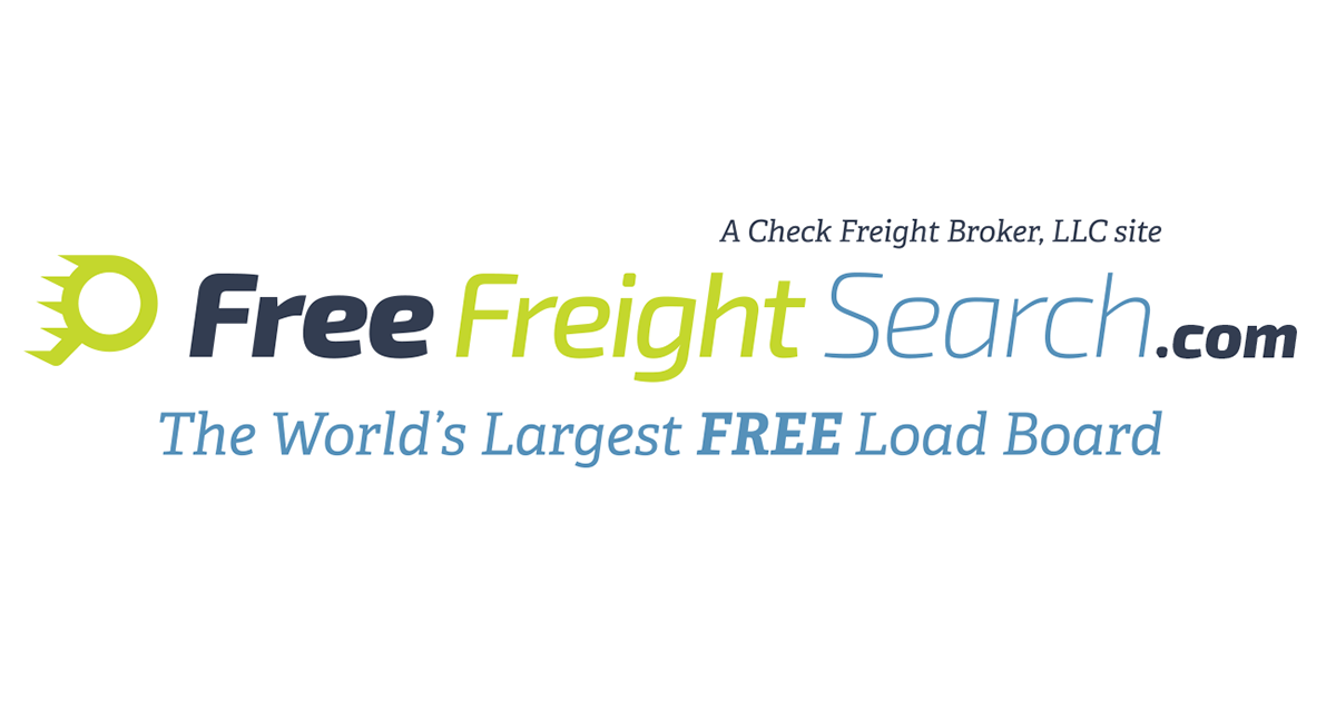 FREE Load Board, Free Freight Search, Best Load Boards